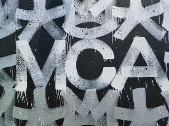 Adam 'MCA' Yauch - Mural