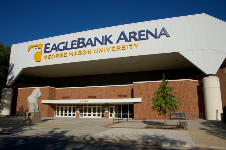 EagleBank Arena.  George Mason University Athletics