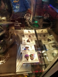 Some of the pins in the WLVS Hip-Hop collection